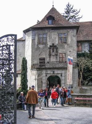 © Traudi - Eingang zum Schloss