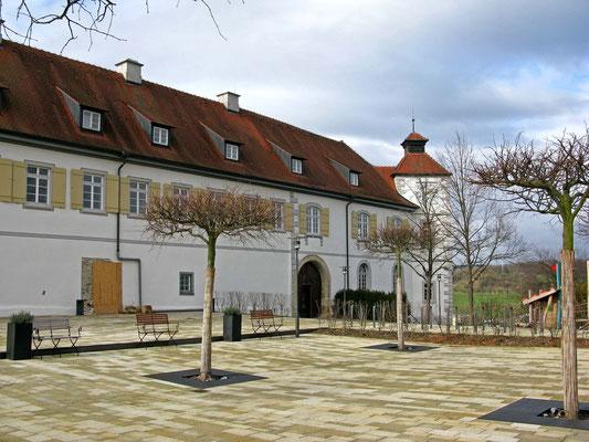 11.02.2016  (c) Traudi  -  neue Anlage um das Schloss