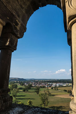 © Traudi - Arkaden des Staufischen Palas