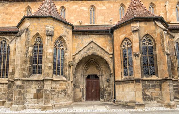 © Traudi - Reischach- und Vollandkapelle am Südportal