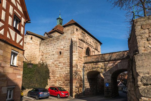 © Traudi - Brücke zum Burgtor