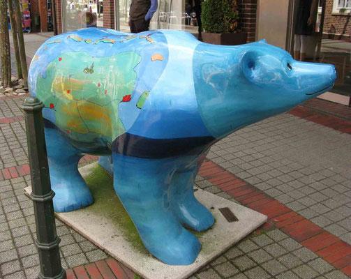© Traudi – der Ostfriesland-Bär