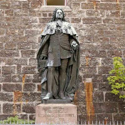Foto 2004 (c) Traudi / Friedrich I., König von Preußen, 1688 - 1713