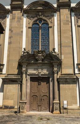 © Traudi - Klosterkirche St. Nikolans, unteres Portal