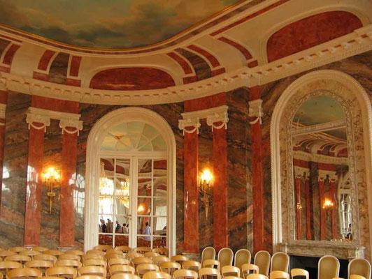 Schloss Hohenheim, Balkonsaal - © Traudi