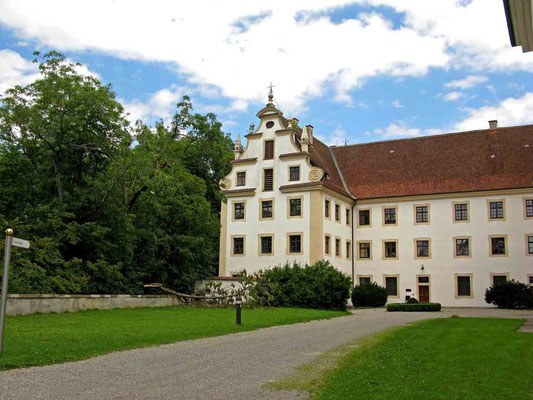 © Traudi -  Kloster Obermarchtal,
