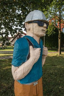 © Traudi - Und hier sind die Albturisten. Das ist der Wanderer Rudi.