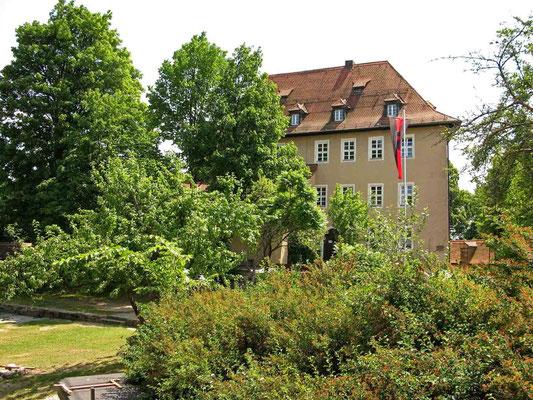 © Traudi – Burg Hohenberg, Fürstenhaus