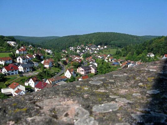 © Traudi- Aussicht vom Dicken Turm