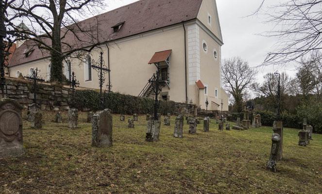 © Traudi - Nonnenfriedhof