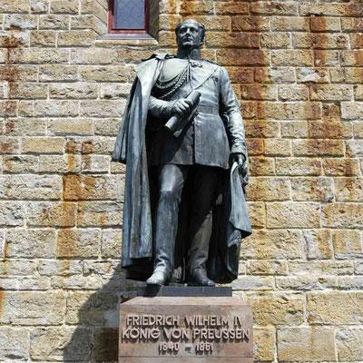 Foto 2004 (c) Traudi / Friedrich Wilhelm IV, König von Preußen, 1840 - 1861