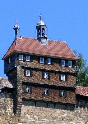 """© Traudi - Burg, die """"Hochwacht"""""""