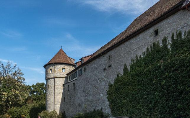 © Traudi - Der Kraftturm (Rundturm der Stadtmauer) stammt aus dem 15. Jahrhundert