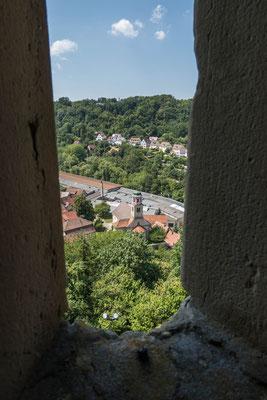 © Traudi - Wehrgang
