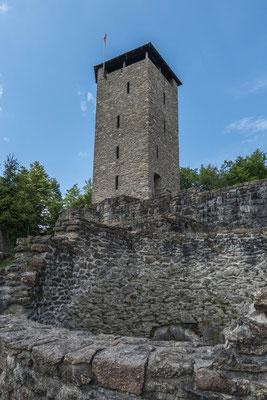 © Traudi - Turm mit Zisterne