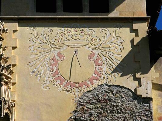 Camprodon, Nordspanien, auf einem verfallenen Palast, © Traudi
