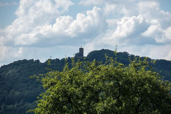 © Traudi - Sicht auf Burg Staufeneck