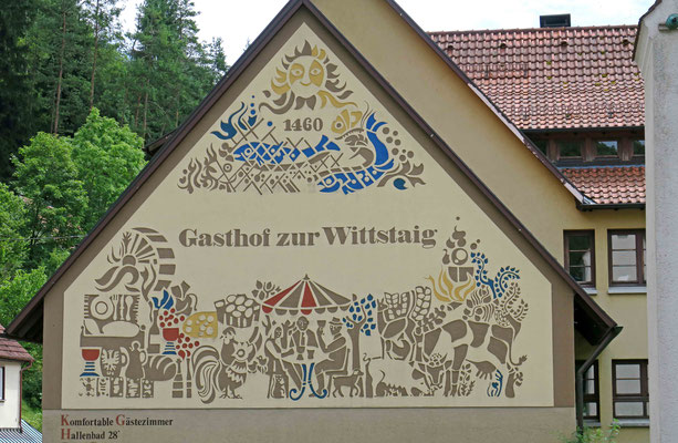 © Traudi - Gundelfingen, Gasthaus und Hotel Wittstaig