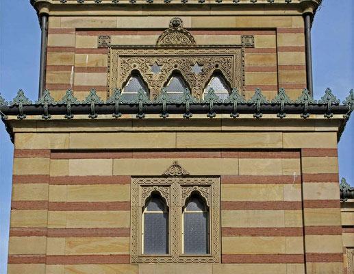 © Traudi - Fenster Damaszenerhalle