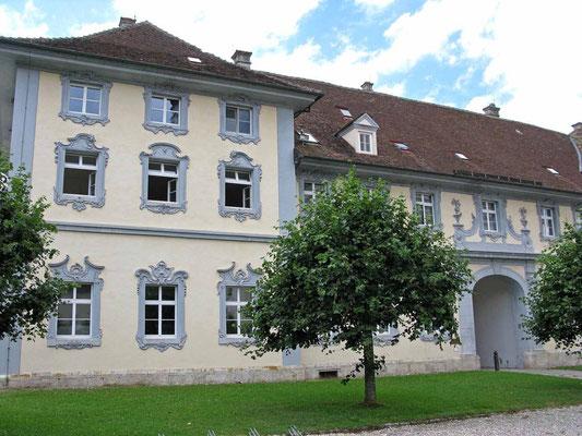 © Traudi -  Kloster Obermarchtal, Sebastian-Sailer-Bau