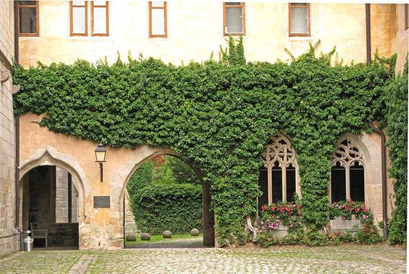 Kloster Bebenhausen, 23.08.2012 - © Traudi