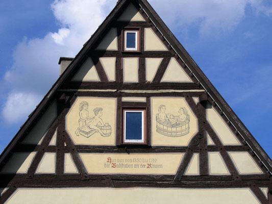 © Traudi - Plochingen, Badehaus