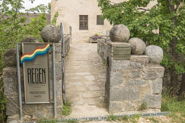 © Traudi - Eingang zum Museum