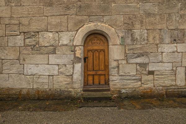 © Traudi - Seiteneingang