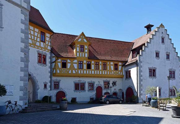 © Traudi - Oberes Schloss, Hauptgebäude