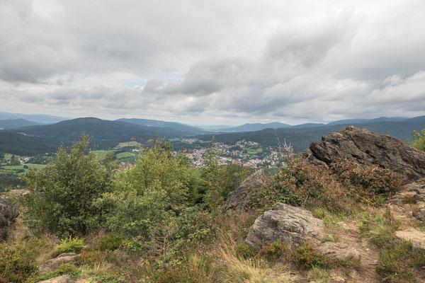 © Traudi - Blick nach Bodenmais