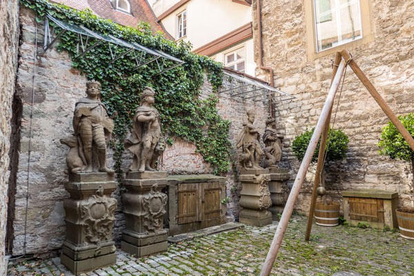 © Traudi - Einblick in das Hällisch-Fränkische Museum