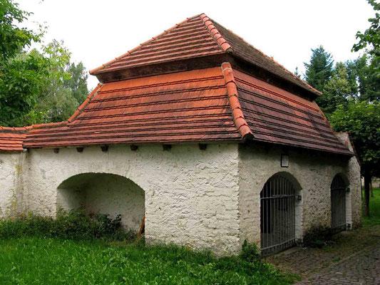 © Traudi  -  Kloster Heiligkreuztal, Josefshäusle