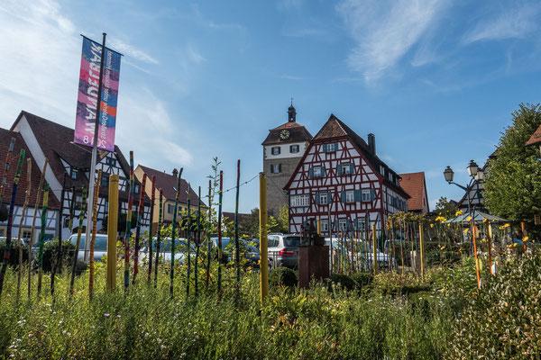 © Traudi - Das Fachwerkhaus Fiebich stammt aus dem Jahr 1634. Es war bis Mitte des 2. Jahrhunderts Wohnhaus zum großen Bauernhof Blind, später Fiebich, nachdem es benannt ist.