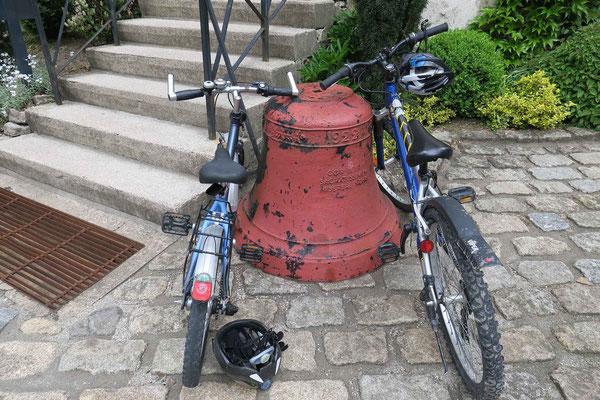"""© Traudi - """"Fahrradständer"""""""