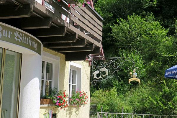 Traudi - Gundelfingen, Gasthaus und Hotel Wittstaig