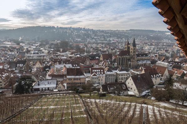 © Traudi - Sicht auf den Marktplatz: Altes Rathaus und Münster St. Paul (2017)