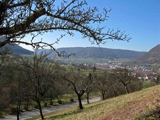© Traudi  -  Blick nach Deggingen