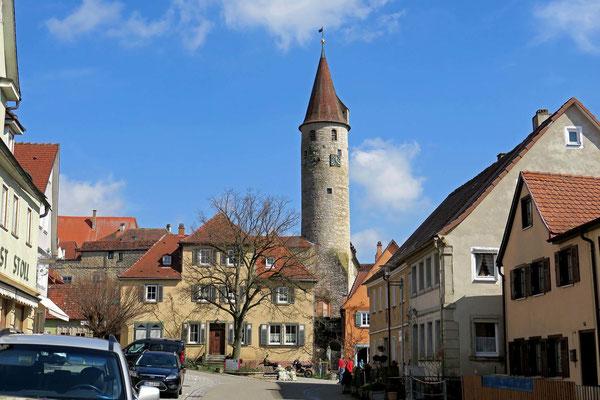 © Traudi - Stadtturm