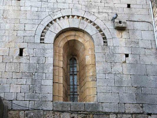 © Traudi – Kloster Vilabertran, Fenster