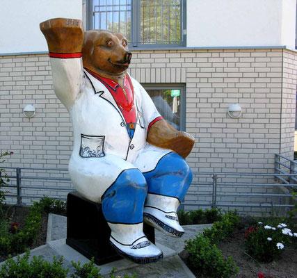 © Traudi – der Pfleger-Bär