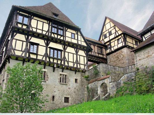 Kloster Bebenhausen, Außerhalb der Klostermauern,  23.08.2012  -  © Traudi