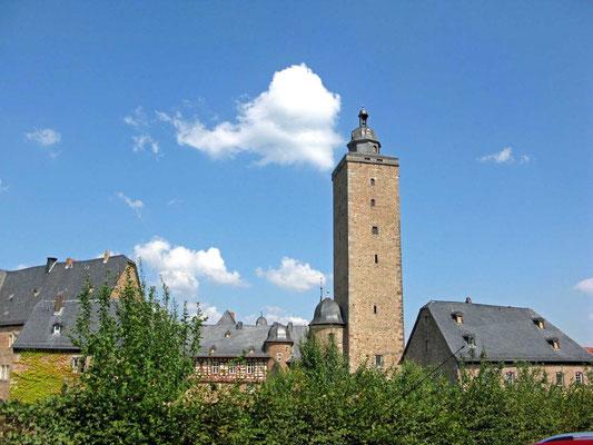 Traudi - Burgfried aus dem 13. Jahrhundert