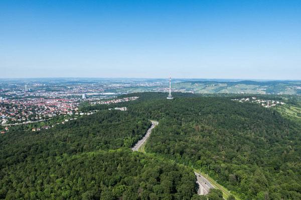 © Traudi - Aussicht zum Frauenkopf-Turm