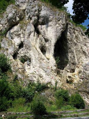 © Traudi – Geisterhöhle in Rechtenstein