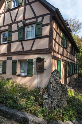 © Traudi - Das Natur- und Heimatmuseum befindet sich an der Südseite des Burggrabens.