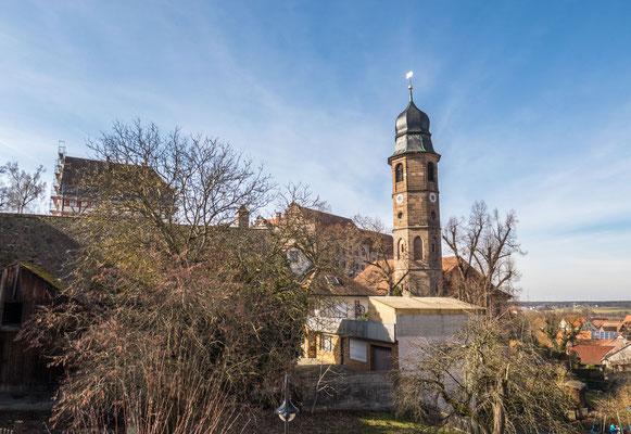 © Traudi - Burg mit Johanniskirche