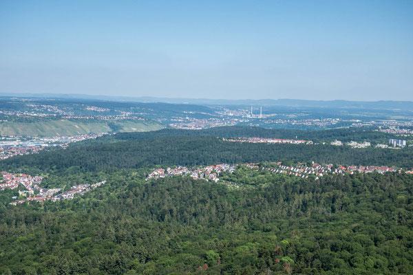 © Traudi - Sicht ins Neckartal