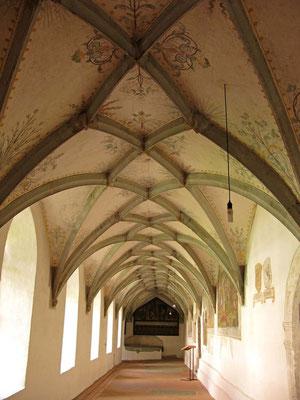 © Traudi  -  Kloster Heiligkreuztal, spätgotischer Kreuzgang