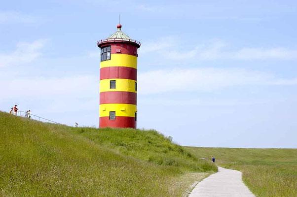 """Der """"Otto""""-Turm in Pilsum"""