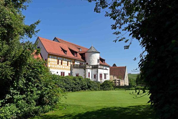 © Traudi - Oberes Schloss, Torhaus